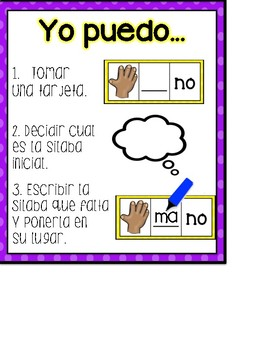Missing Initial Syllables in Spanish