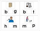 Missing Letter CVC words Set 2