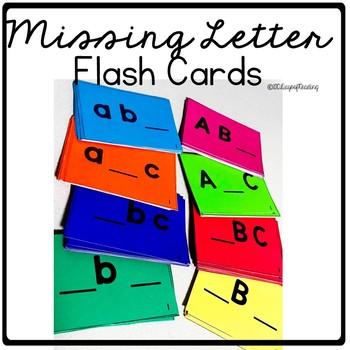 Missing Letter Decks