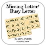 Missing Letter/Busy Letter (TM)