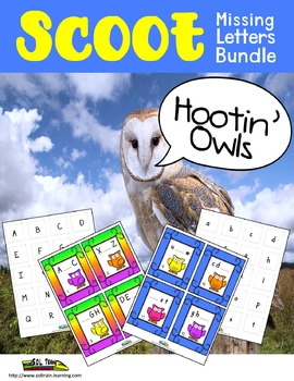 Fall Activities Bundle For Sequencing Alphabet