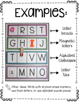 Missing Letters (Uppercase)