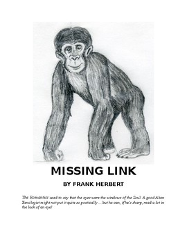 Missing Link - Science Fiction Short Story