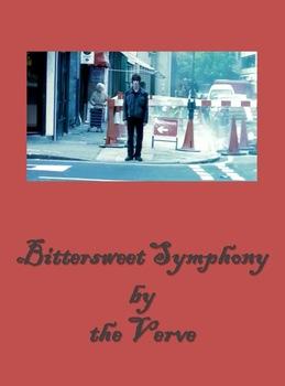 Missing Lyrics - Bittersweet Symphony by the Verve