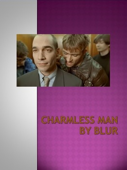 Missing Lyrics - Charmless Man by Blur