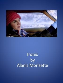 Missing Lyrics - Ironic by Alanis Morisette