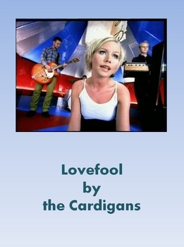 Missing Lyrics - Lovefool by the Cardigans