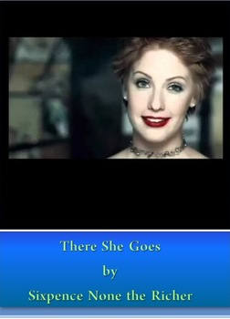 Missing Lyrics - There She Goes by Sixpence None the Richer