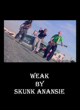 Missing Lyrics - Weak by Skunk Anansie