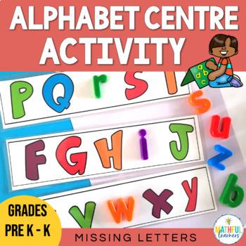 Alphabet Magnetic Letters
