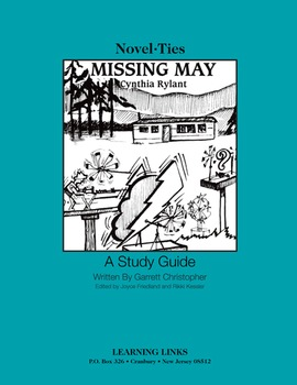 Missing May - Novel-Ties Study Guide