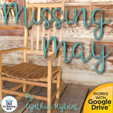 Missing May Novel Study Book Unit