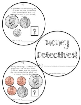 Missing Money Detectives