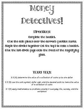 Missing Money Detectives
