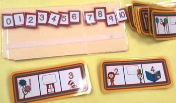 Counting - Missing Numbers