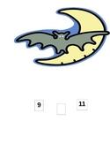 Missing Number Bats