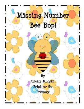 Missing Number Bee Bop