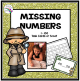 Missing Numbers 1-100 (Missing Numbers 1-100 Centers)