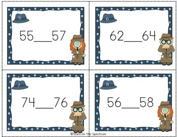 Missing Numbers 1-100