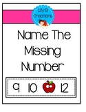 Missing Number - Fall Math Center