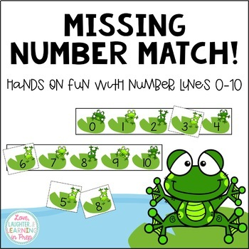 Missing Number Match! 0-10