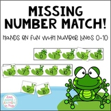 Missing Number Match 0-10