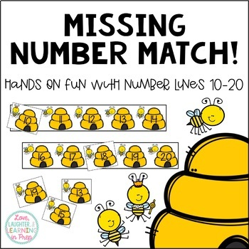 Missing Number Match! 10-20