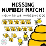 Missing Number Match 10-20