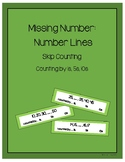 Missing Number: Skip Counting