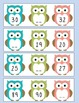Missing Number Owls (MClass Assessment)