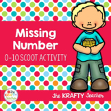 Missing Number 1-10 Game - Scoot