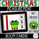 Measurement (Non-Standard) Christmas Boom Cards for Decemb