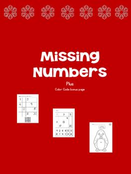 Missing Numbers 1 - 20