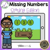 Missing Numbers 1-20 Boom Cards℠