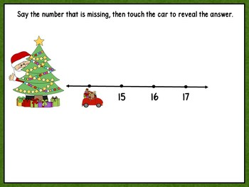 Missing Numbers 1-20 & 20-50 Smart Board