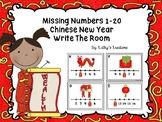 Missing Numbers 1-20 Write The Room Chinese New Year