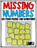 Missing Numbers 1.NBT.1