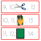 Missing Numbers: Back to School