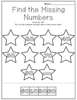Missing Numbers Bundle