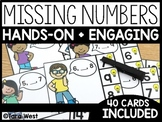 Missing Numbers Clip It