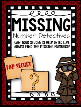 Missing Numbers Detectives