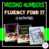 Missing Numbers Fluency Find It®