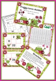 Missing Numbers: Froggy Loves Numbers/ Valentine Theme