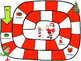 Missing Numbers Game (Numbers 1-20) -North Pole