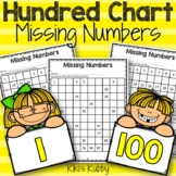 Missing Numbers: Hundred Charts