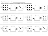 Missing Numbers Subtraction Topic 4