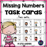 Missing Addends Center Activities  - Addition and Subtraction Center