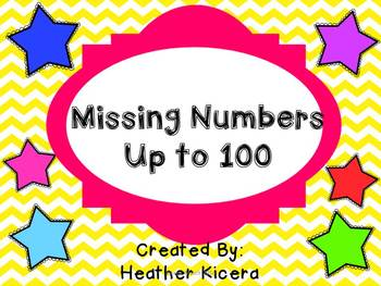 Missing Numbers Up To 100
