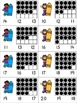 Missing Numbers and Ten Frames Back to School Themed Activities and Worksheets