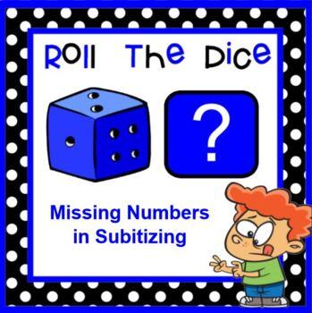 Missing Numbers in Subatizing